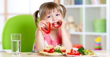 أطعمة تعزز المناعة ضد كورونا للأطفال في عمر الحضانة