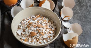 فوائد قشر البيض للشعر