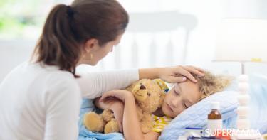 تسمم الدم عند الأطفال