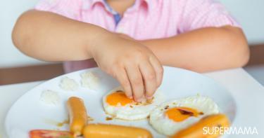 فوائد بيض الحمام للأطفال