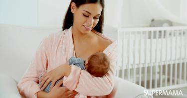 تأثير الرضاعة على مناعة الأم