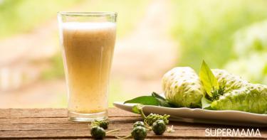 فوائد عصير المورينزي للحامل