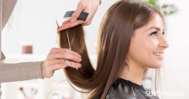هل قص الشعر للحامل آمن