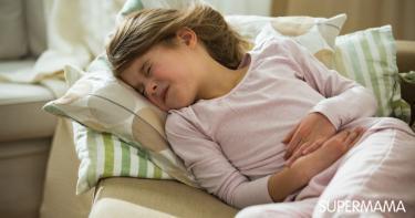متى تظهر أعراض التسمم عند الأطفال