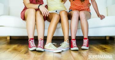 أشكال أحذية 2020 للبنات المراهقات