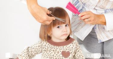 قص شعر بنات صغار كاريه