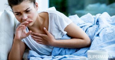 ضيق التنفس عند النوم