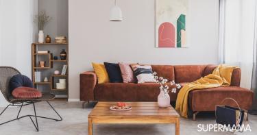 أشكال غرف معيشة 2021