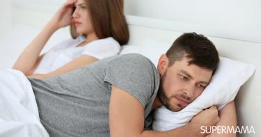 ضعف الرغبة عند الزوج