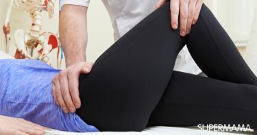 علاج خلع الورك للكبار