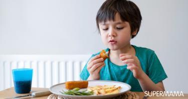 هل يمكن علاج التوحد بالغذاء