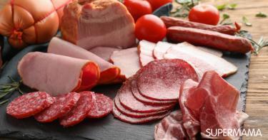 مخاطر اللحوم المصنعة