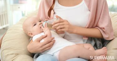 علاج الاستفراغ عند الرضع بسبب البرد