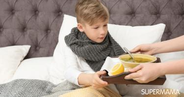مناعة الأطفال في الشتاء