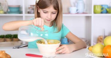 أكلات يمكن للأطفال تحضيرها