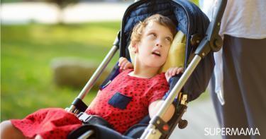 الشلل الدماغي عند الأطفال