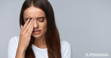 أسباب ألم العين عند تحريكها