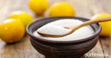 فوائد ملح الليمون للشعر