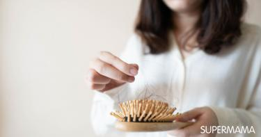 ما علاقة تساقط شعر الحامل بنوع الجنين