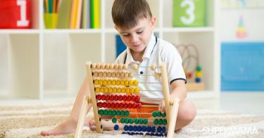 ألعاب خشبية للأطفال