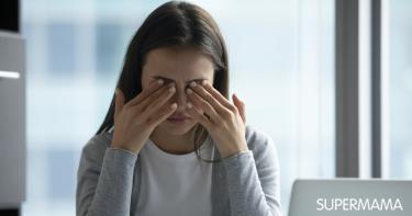 أسباب جفاف العين بعد الليزك