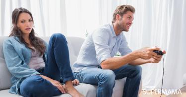 علامات الزوج المراهق
