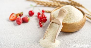 استخدامات دقيق الذرة في المطبخ