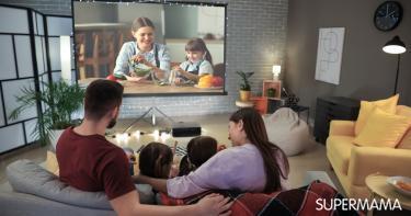أفلام عائلية في إجازة نصف العام