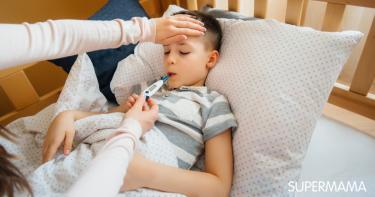 أعراض مرض كرون عند الأطفال