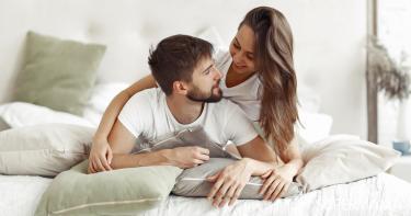 كيف أغري زوجي إذا كان زعلان