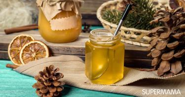 فوائد عسل الصنوبر