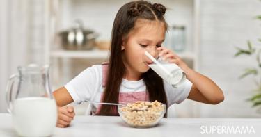 فوائد حليب الإبل للأطفال