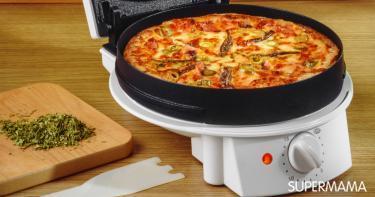 أفضل أنواع صانعة البيتزا