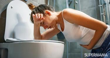 هل الغثيان في الليل من علامات الحمل بولد