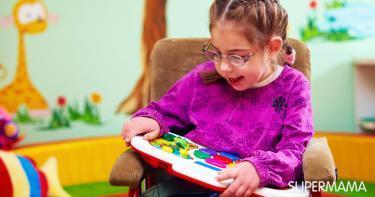 ألعاب للأطفال ذوي الاحتياجات الخاصة
