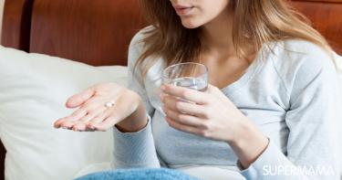 مضاد حيوي مع الرضاعة الطبيعية