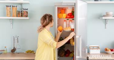 نصائح لترتيب الثلاجة الصغيرة