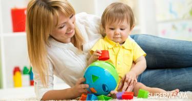 برامج تعليمية للطفل في عمر السنة