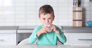 فوائد حليب جوز الهند للأطفال