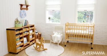 أفكار لترتيب أغراض الأطفال الرضع