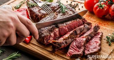 فوائد اللحوم لمرضى السكر