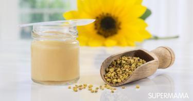 غذاء ملكات النحل للحمل بتوأم