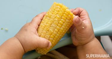 ما فوائد الذرة للرضع