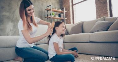 هل يمكن استخدام كريمات فرد الشعر للأطفال