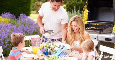 أفكار لقضاء وقت ممتع مع العائلة في حديقة المنزل