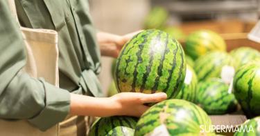 نصائح عند شراء البطيخ