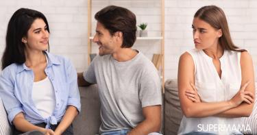 كيفية التعامل مع أخت الزوج الخبيثه