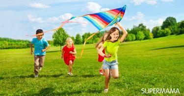 انشطة للأطفال في العيد
