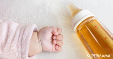 الحلبة لتسمين الأطفال الرضع