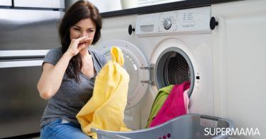 طرق التخلص من رائحة العفن من الملابس